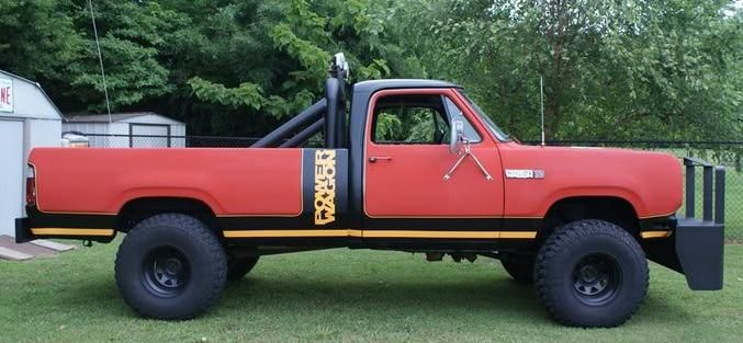 Simon & Simon; 79 Dodge Power Wagon | Movie Cars | Pinterest | Dodge