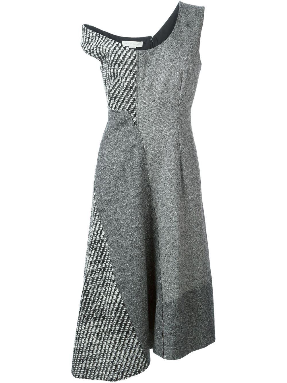 e7be098853d87 Stella Mccartney 'jackie' Tweed Dress - Banner - Farfetch.com ...