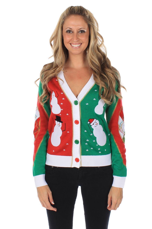 Women's Nutcracker Sweater | Ugliest christmas sweaters, Tipsy ...