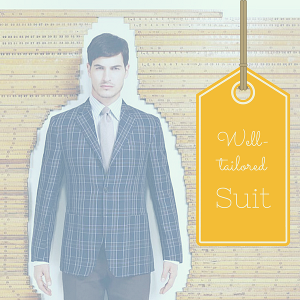 The Importance Of A Well Tailored Suit Could Anyone Learn The
