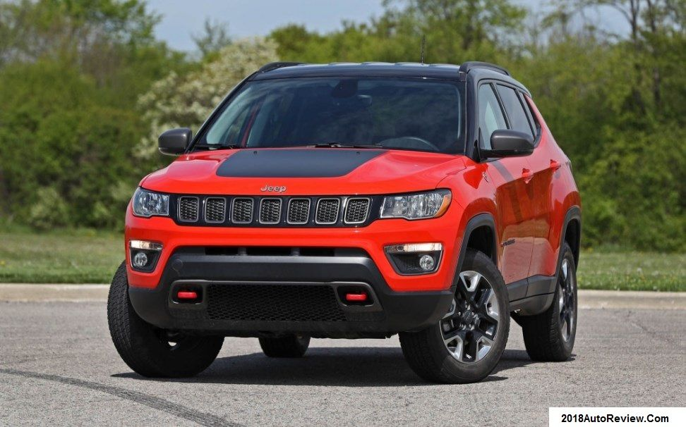2018 Jeep Compass Redesign, Release Date Jeep compass
