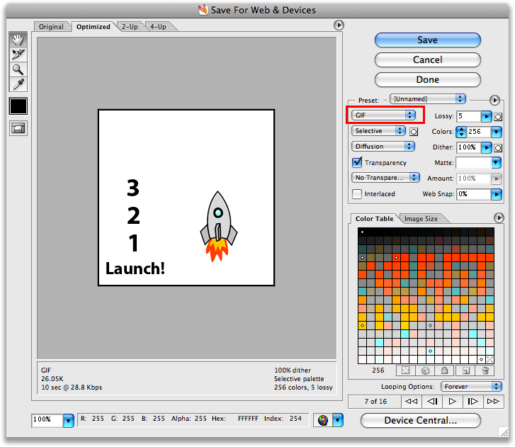 Creative tip build animated gifs in photoshop photoshop creative tip build animated gifs in photoshop negle Gallery