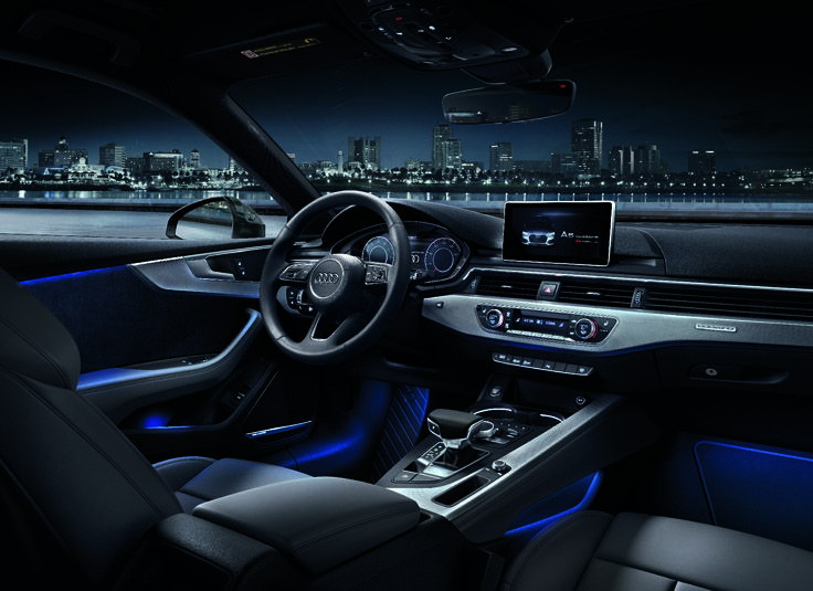 2018 Audi A5 interior Audi a5, Audi a5 interior, Audi a5