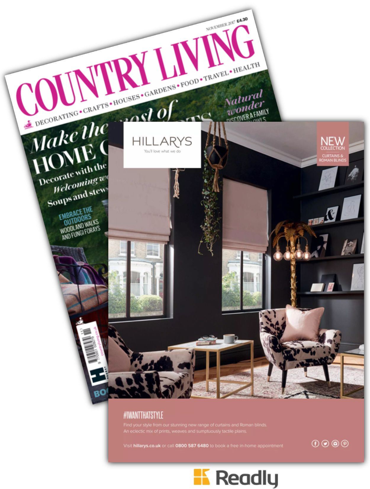 Suggestion about Country Living - UK Nov 2017 page 69
