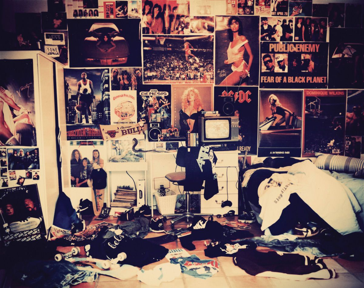 Punk Rock Bedroom