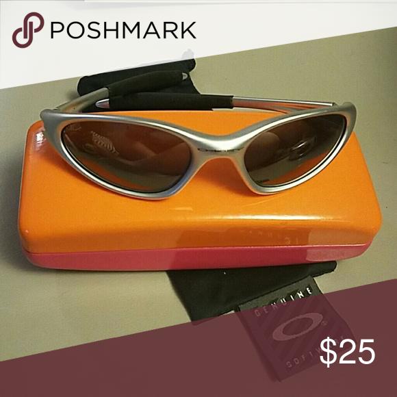 Frame Condition School Sunglasses Silver OakleysGreat Oakley Old Aq4Rj53L