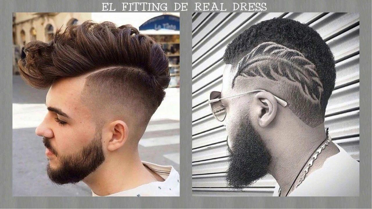 cortes de pelo para hombres dibujos
