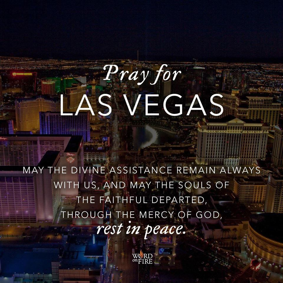 Best Places In Our Country: Pray For Las Vegas.There Are No Safe Places In Our Country