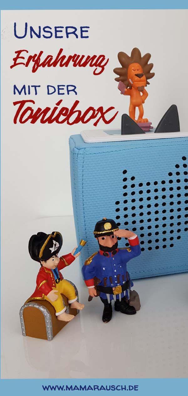 Unsere Toniebox Erfahrungen - Geschenktipp für 3-jährige ...