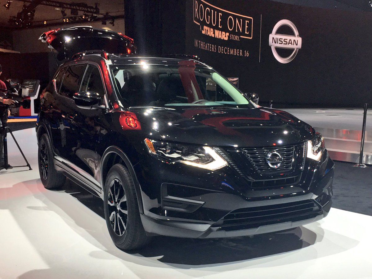 The force awakens the nissan rogue one star wars edition comes the force awakens the nissan rogue one star wars edition comes bestcarmag pinterest nissan rogue and nissan vanachro Images
