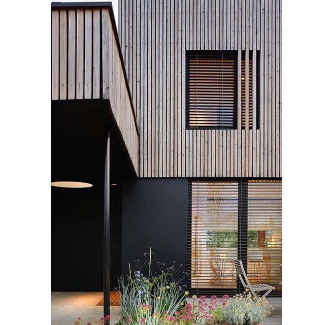 #mulpix Love this look - narrow timber cladding