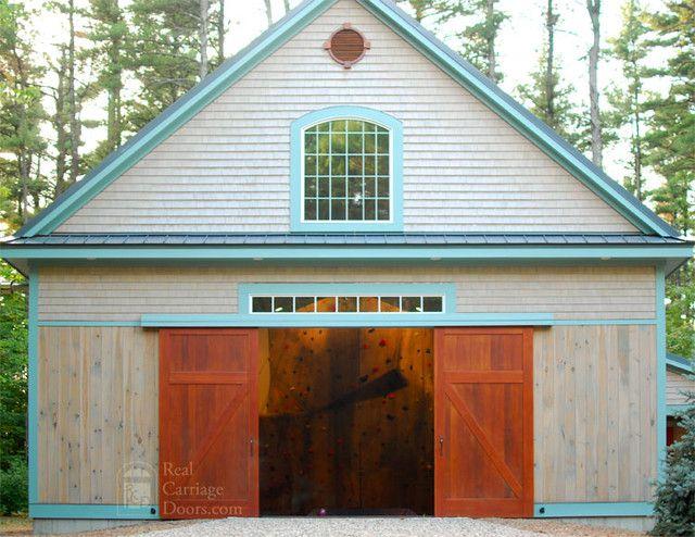 Sliding Barn Doors For Garage Door Designs Plans Door Design