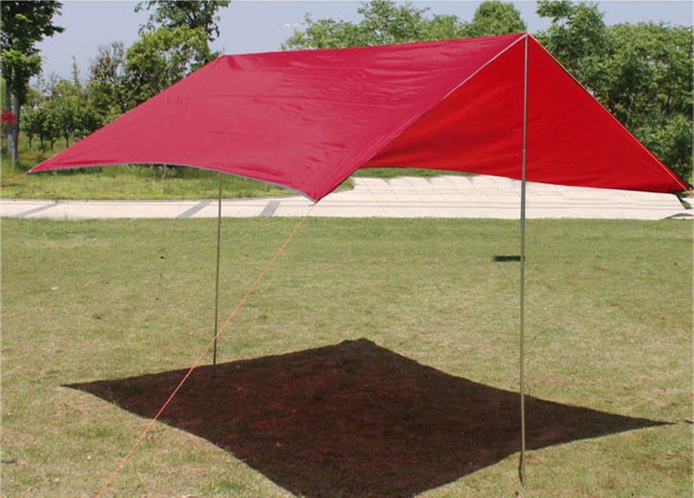 RioRand Lightweight Water Resistant Sun Shelter Tarp Portable Canopy for Shade C&ing Hiking Rain Tarp( & RioRand Lightweight Water Resistant Sun Shelter Tarp Portable ...