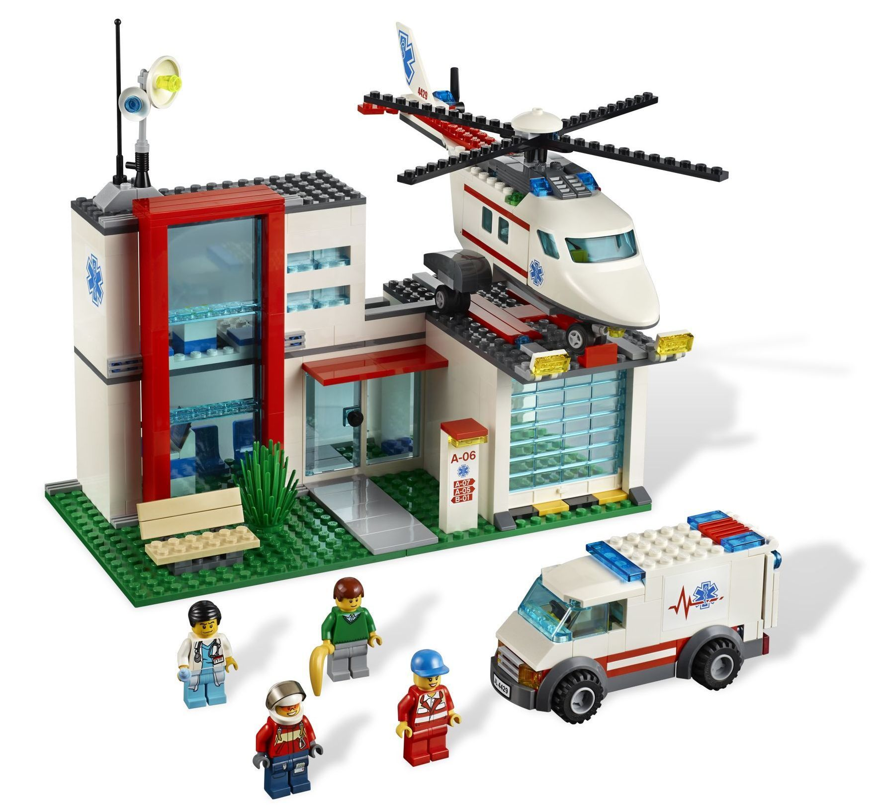 Hospital Legos Pinterest Lego Lego City And Legos