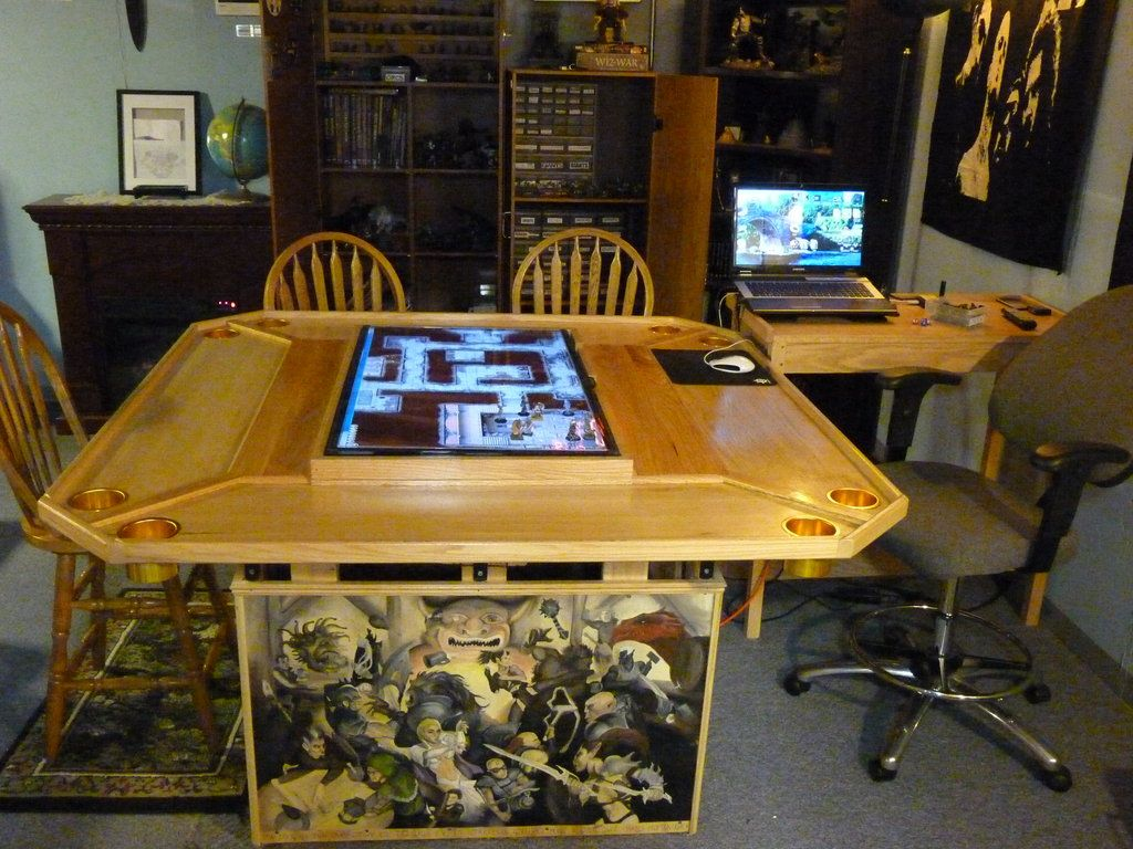 Game Room 2 By Cyderak
