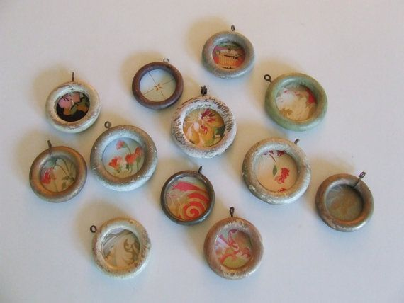 curtain rings crafts