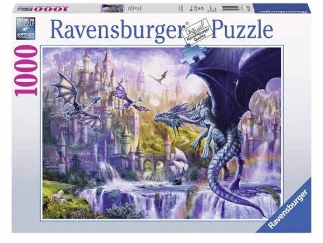 Pin By Amber Harden On Rompecabezas In 2020 Ravensburger Puzzle Ravensburger Fantasy Images
