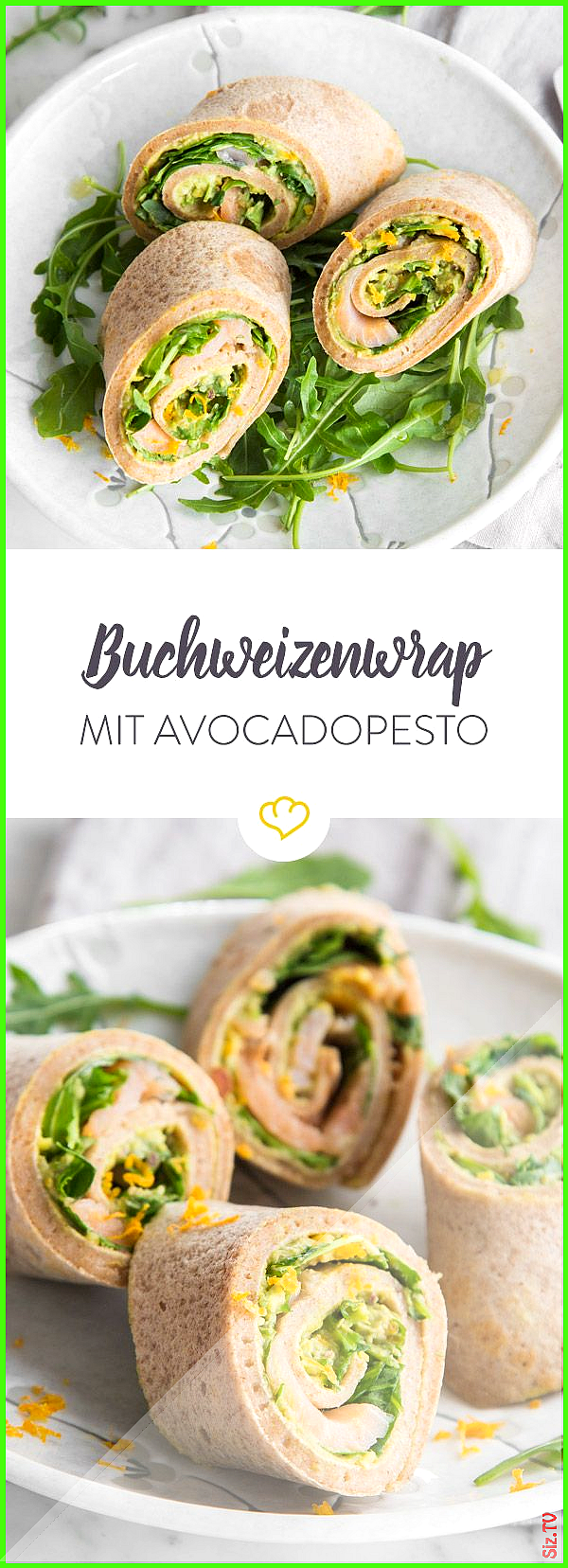 Clean Eating Pfannkuchen mit Avocadopesto Clean Eating Pfannkuchen mit Avocadopesto Springlane sprin...