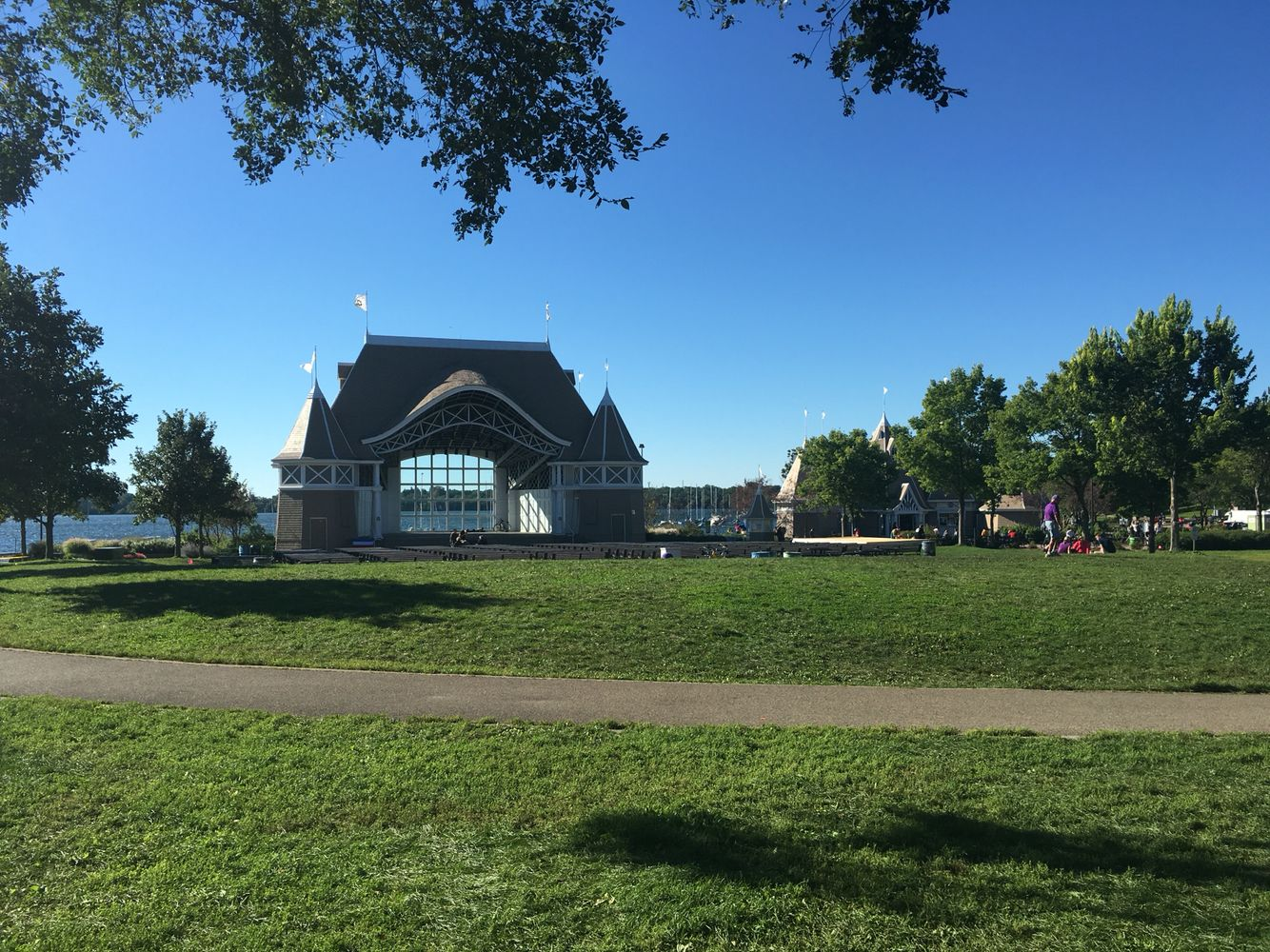 Lake harriet bandshell house styles mansions house