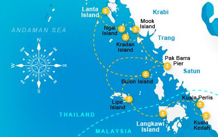 The #1 Phuket to Phi Phi ferry booking service, serving also