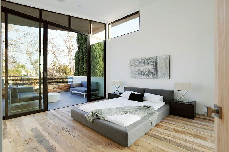 Diseno De Casa Moderna De Dos Pisos Fachada E Interiores Dormitorios Modernos Casas De Dos Pisos Habitacion Diseno
