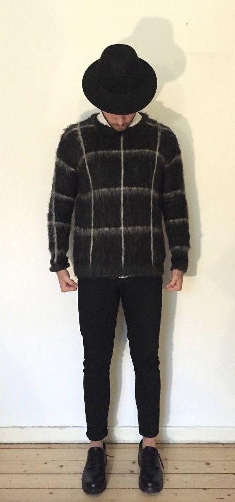 New in StylebyFJ Hat Black Levis Weekday