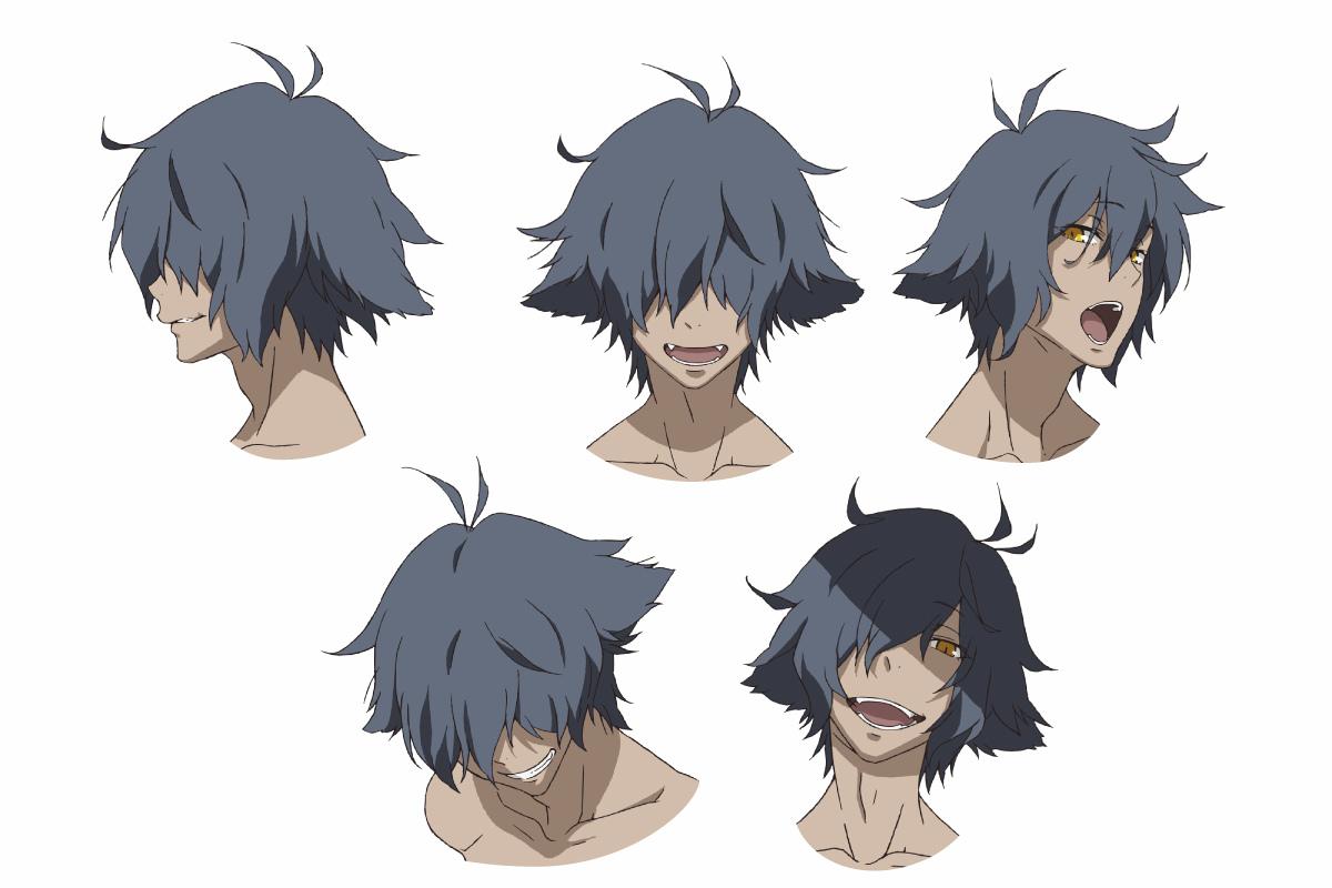 Desain Karakter Utama Anime Rokka no Yuusha Berita Anime