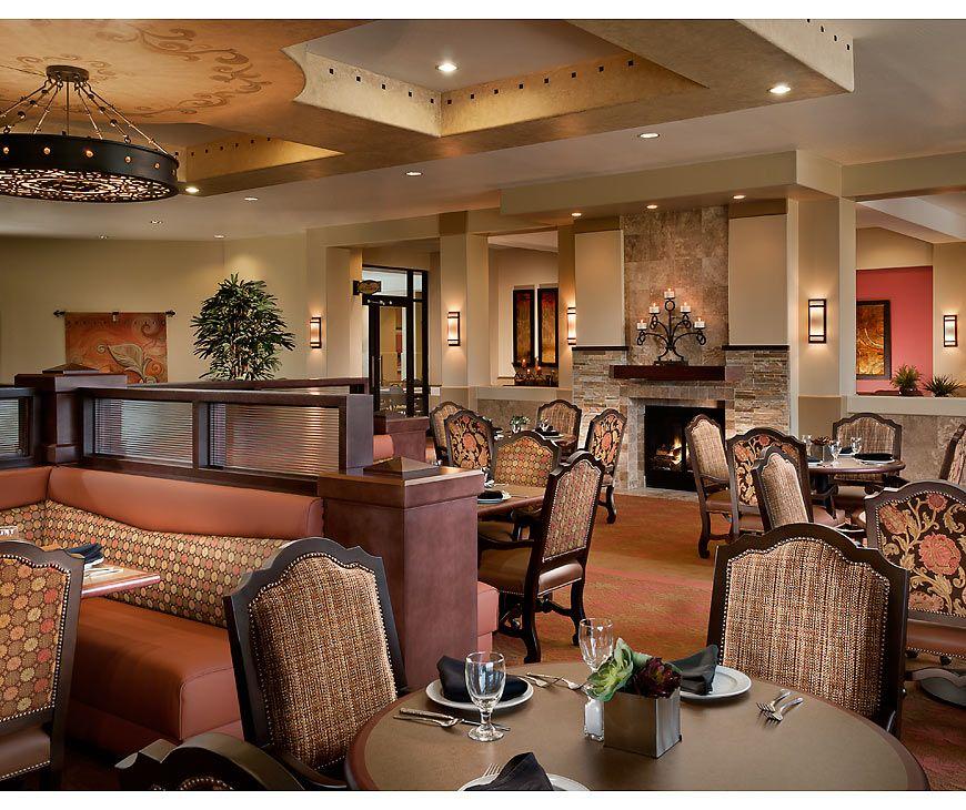 Alta vista independent living prescott az thoma holec for Senior living dining room