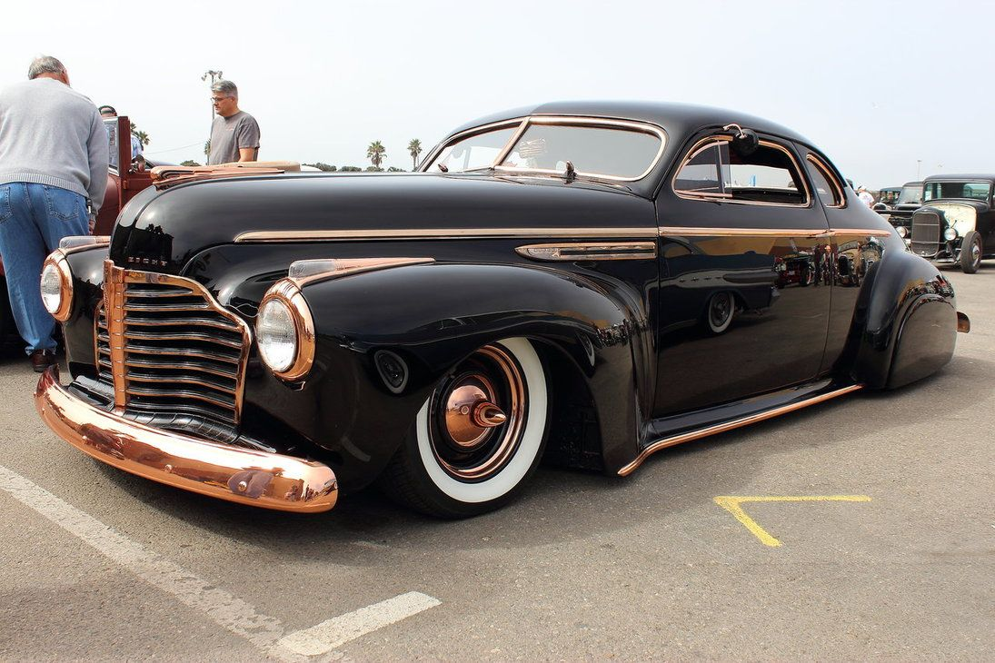 This old 55 was ready for American Graffiti.. at the 09 GoodGuys ...
