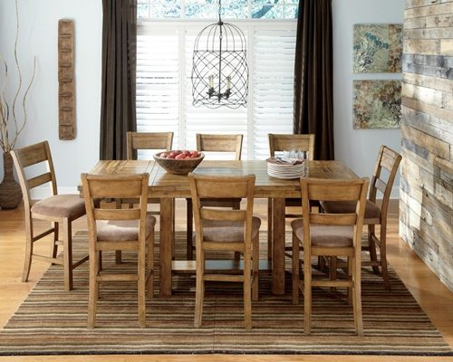 Choosing The Best Kitchen Table Counter Height Dining Room Tables Dining Table In Kitchen Ashley Furniture Dining