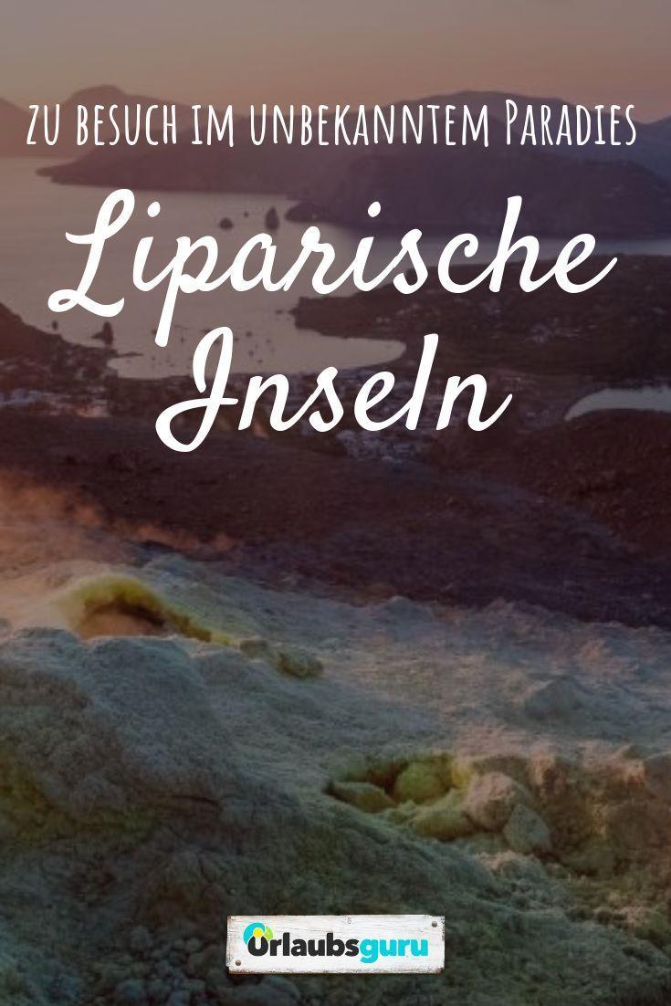 Liparischen Inseln ᐅ Letzter Geheimtipp im Mittelmeer #traveltoportugal