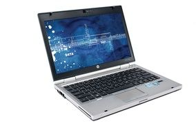"HP EliteBook 2560p 12.5"" Laptop with Intel Core i7-2620M 2.7GHz Processor, 4GB RAM, and 250GB Hard Drive 