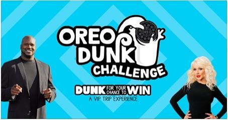 Go here ▶️ https://ooh.li/c236093 to show @oreo how you dunk by participating in the #OREODunkChallenge and you could win $2000 and a trip to NYC or LA for a Celebrity Dunk Event Rules: http://bit.ly/OREOSweepsRules #ad