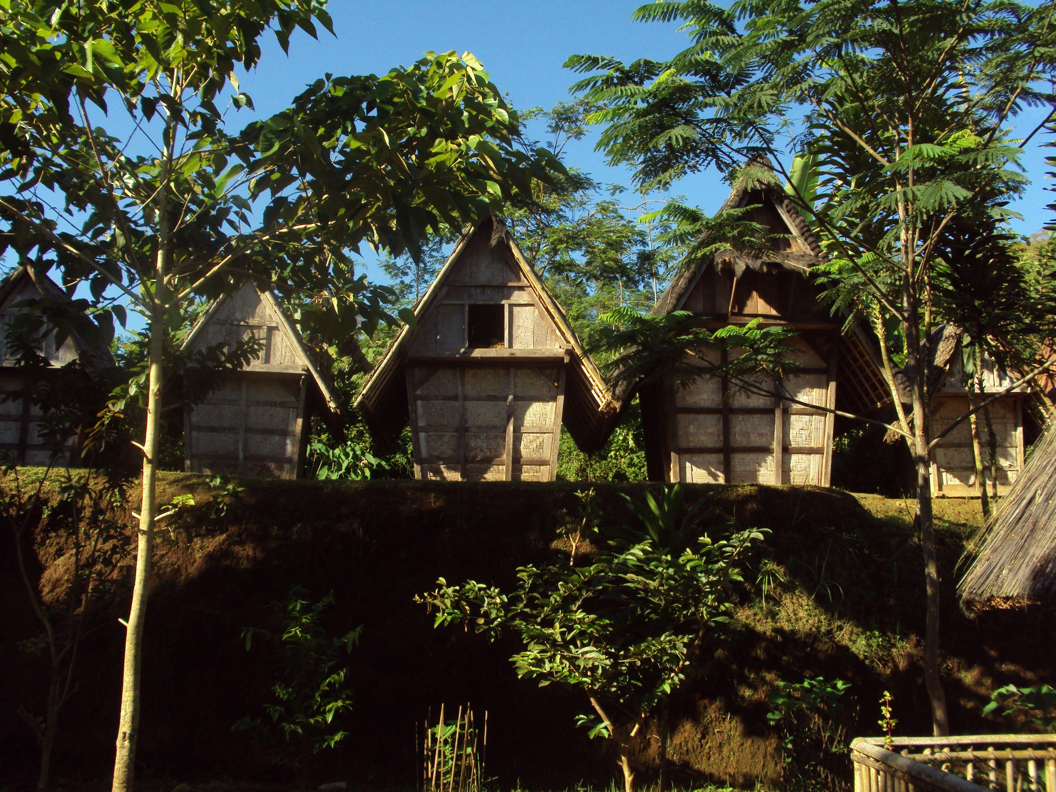 Rumah Adat Melayu Riau