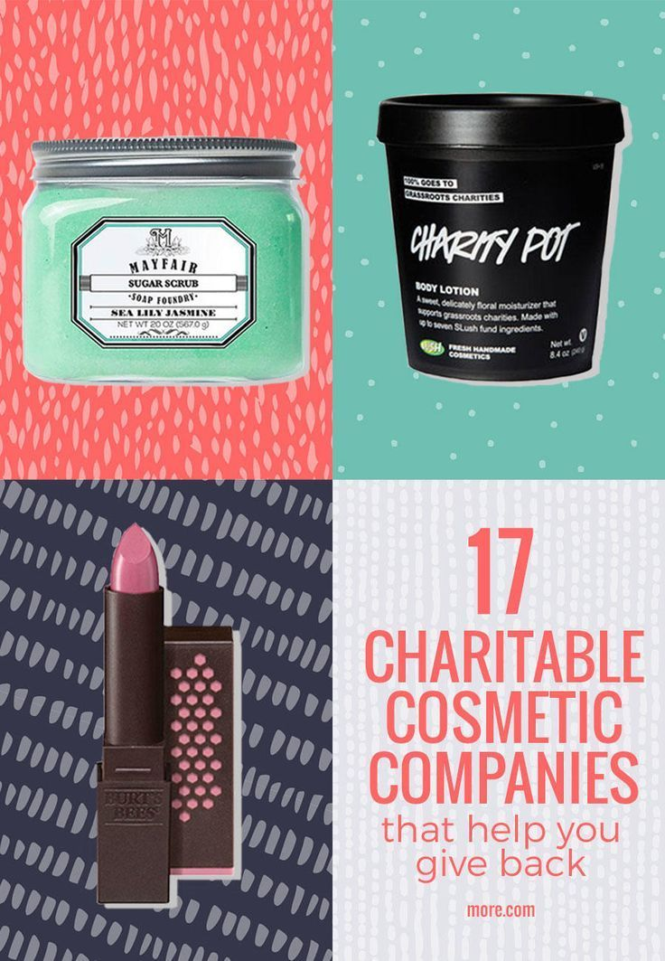 From body butters to lipsticks, from drugstore makeup to