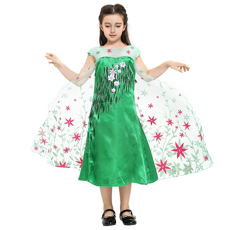 Kleid grun 110