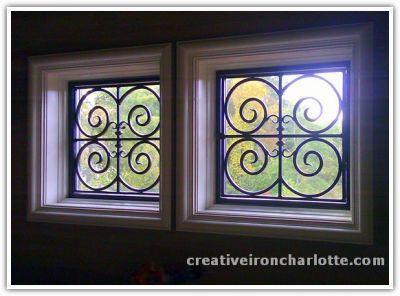 Custom Window Grills Exterior Decor Design Iron Doors