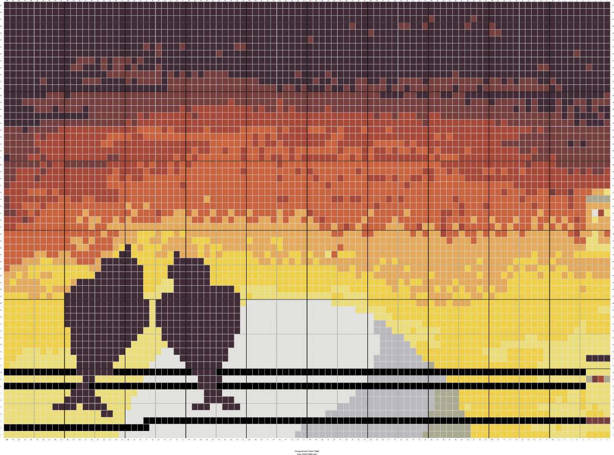 Love Birds Options2 Cross Stitch Pattern Maker Cross Stitch