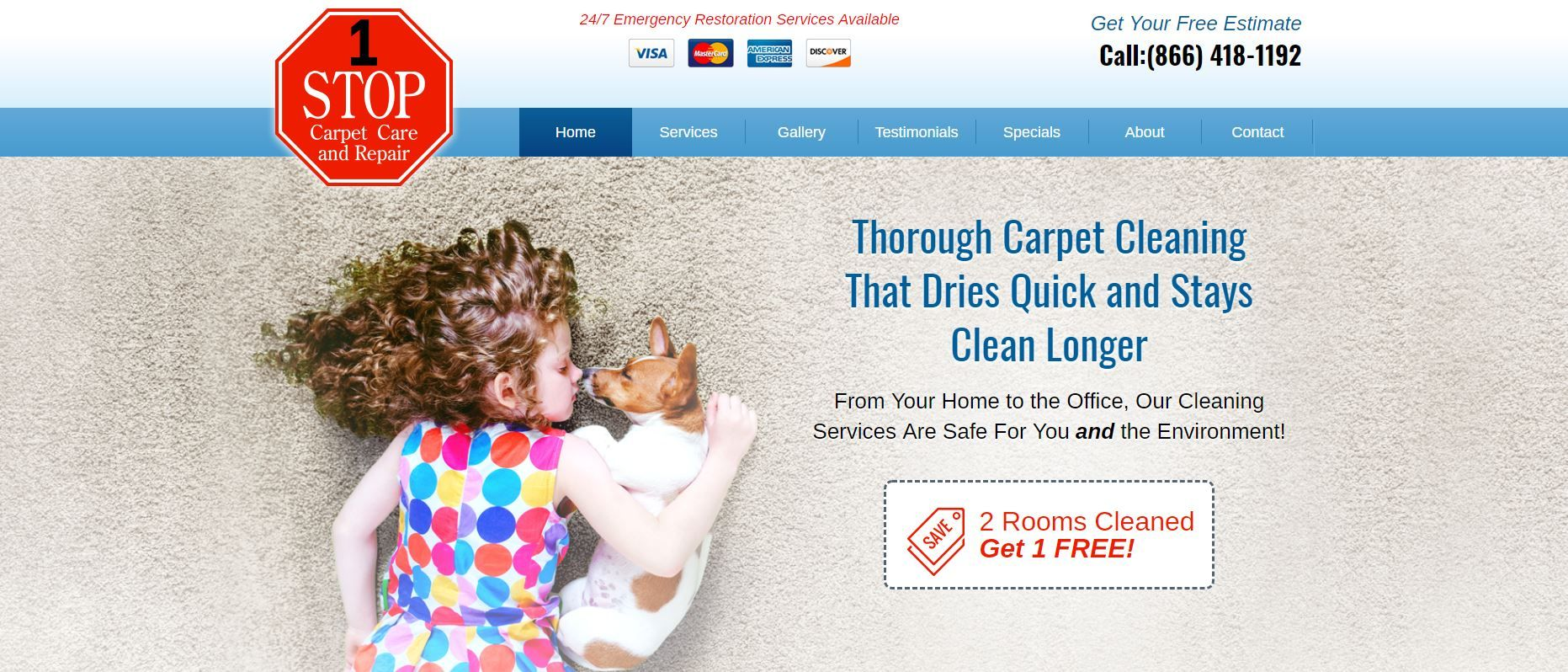 One Stop Carpet Care And Repair Services Carpet Cleaning Quote How To Clean Carpet Carpet Care