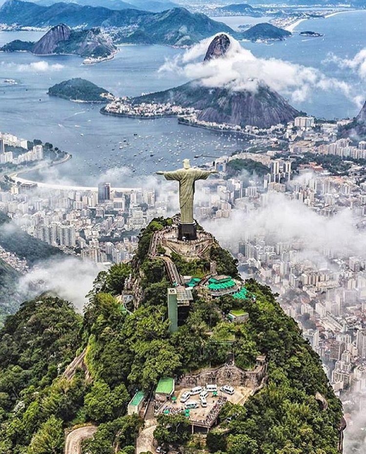 Rio de Janeiro, Brasil  ☼ pinterest: simplysydneyyy ☼