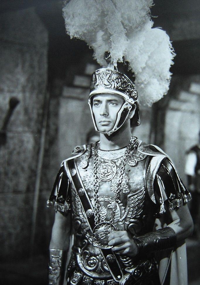 Movie Scene Dacii Pierre Brice Rare Photo Movie Scenes Historical Fantasy Sword And Sorcery