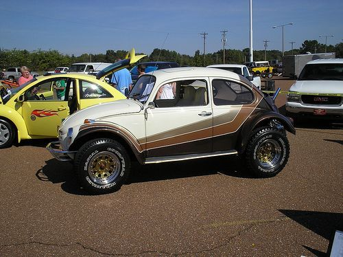 1976 Baja Bug Owned by Mike Moskovitz of Memphis, TN