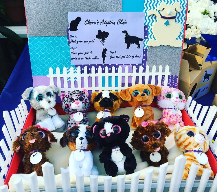 Pet Adoption Party Favors Every Kid