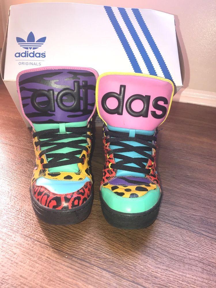 e03cefef0f36 Adidas Originals Shoes Men Size 8.5 Jeremy Scotts Instinct HI  fashion   clothing  shoes  accessories  mensshoes  athleticshoes (ebay link)