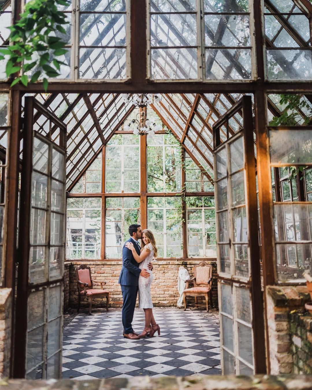 "Austin Proposal At Sekrit Theater Glass Greenhouse 0041: ShyLaurel Photography On Instagram: ""This Place Is"