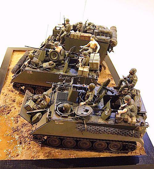 M113 m577 1 35 dioramas pinterest dioramas scale - Mobeldesigner italien ...