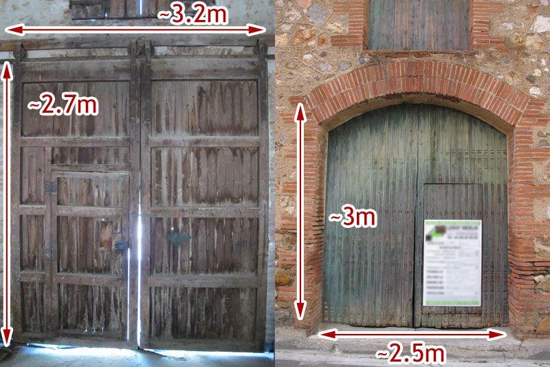 Resultat De Recherche D Images Pour Porte Grange Ancienne Porte Grange Renovation Grange Renovation Maison