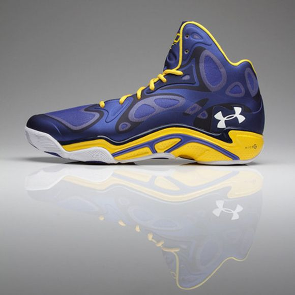 Steph Curry's Under Armour Anatomix Spawn