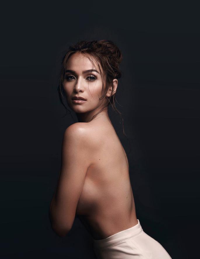 Jennylyn Mercado For Fhm Philippines 2016