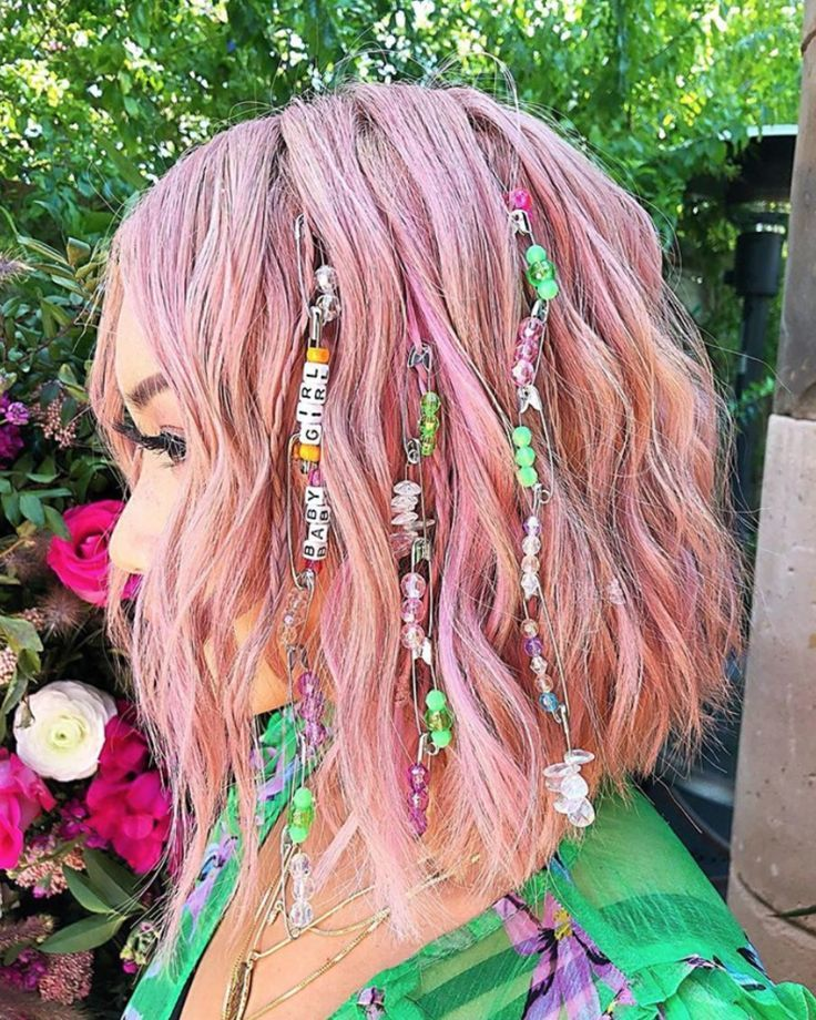 Coachella Hairstyles and Festival Hair Trends That Don't Require a Flower Crown - Glamour